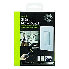 GE Z Wave Plus Smart Motion