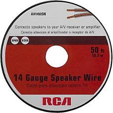 RCA 50 14 guage Speaker Wire
