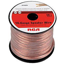 RCA 50 16 guage Speaker Wire