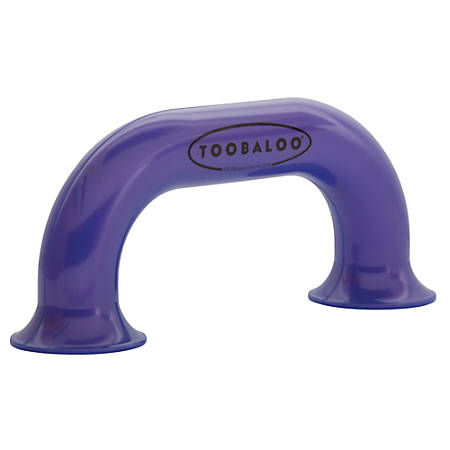 "Learning Loft Toobaloo® Phone Device, 6 1/2""H x 1 3/4""W x 2 3/4""D, Purple, Pre-K - Grade 4"