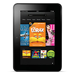 "Amazon Kindle Fire HD Wi-Fi Tablet, 7"" Screen, 16GB Storage, Android"