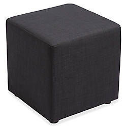 Lorell Collaborative Seating Cube Chair Fabric