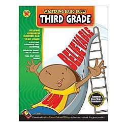 Brighter Child Mastering Basic Skills Third