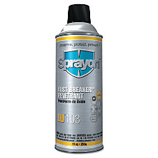 Sprayon Rustbreaker Penetrant 10 Oz Aerosol