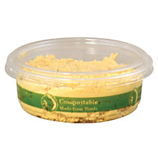 StalkMarket Compostable PLA Deli Food Containers