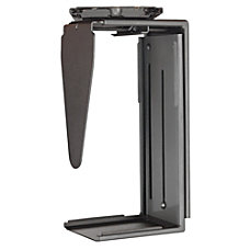 Bush Business Furniture CPU Holder Black