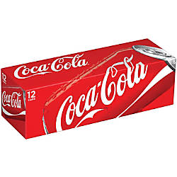 Coca Cola Fridge Pack 12 Oz
