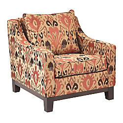 Ave Six Regent Chair Arizona RustDark