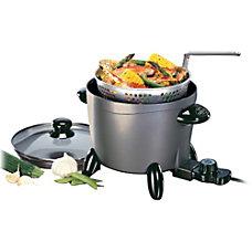 Presto 06003 Options Multi Cooker Steamer