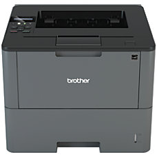 Brother Wireless Monochrome Laser Printer HL