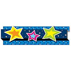 Carson Dellosa Pop Its Borders Stars