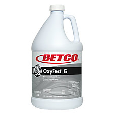 Betco Oxyfect G Cleaner Mint Scent