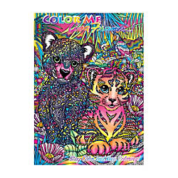 Lisa Frank Adult Coloring Book 7