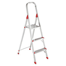 Davidson Ladders 566 Euro Platform Aluminum