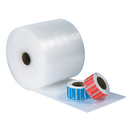 "Office Depot® Brand Bubble Roll, 1/2"" x 48"" x 125'"