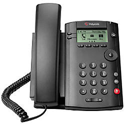 Polycom VVX 101 VoIP Business Media