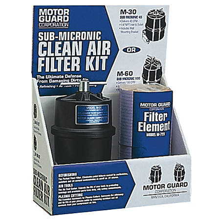 Sub-Micronic Compressed Air Filter