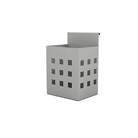 Mayline Slatwall Pencil Holder 4 34