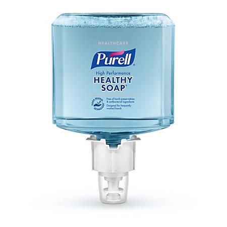 Purell® Healthcare CRT HEALTHY SOAP™ High-Performance Foam Hand Soap Refill, ES4, 40.58 Oz