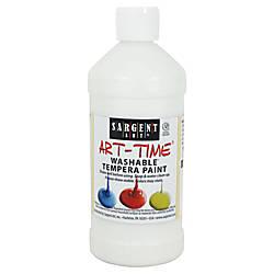 Sargent Art Washable Art Paint 16