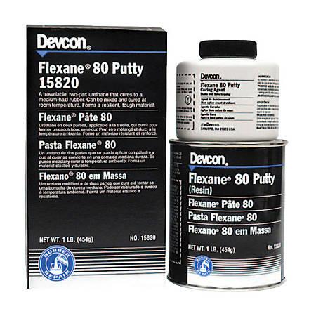 Flexane 80 Putty, 1 lb Can