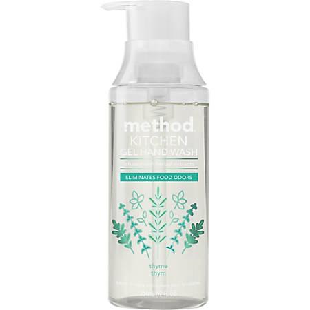 Method® Thyme Scent Kitchen Gel Hand Wash, 12 Oz