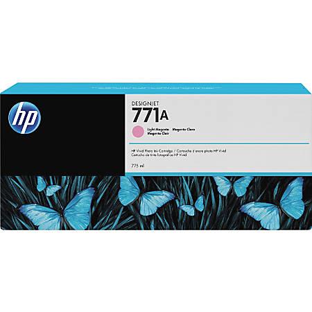 HP 771A Light Magenta Ink Cartridge