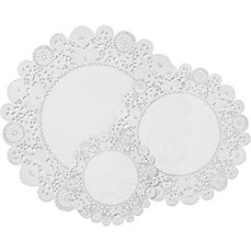 Pacon Paper Lace Doilies Pack Of