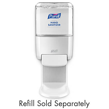 Purell® ES4 Wall-Mount Hand Sanitizer Dispenser, White