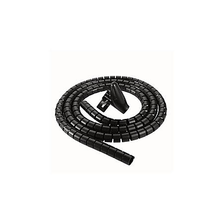 "Ativa™ Cable Management Tube, 77.6"", Black"
