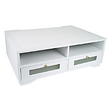 Victor Pure White Collection Printer Stand