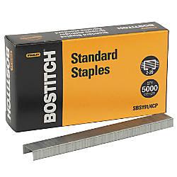 Bostitch Premium Standard Staples 14 Size