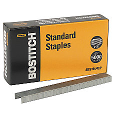 Bostitch Premium Standard Staples 14 Size