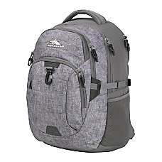 High Sierra Jarvis Backpack With 17