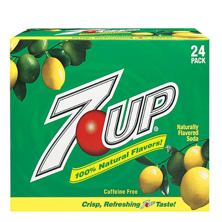 7up 12 oz case of 24 by office depot officemax