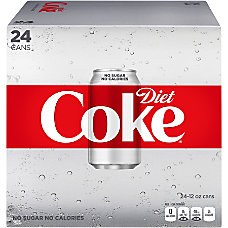 Diet Coke 12 Oz Case Of