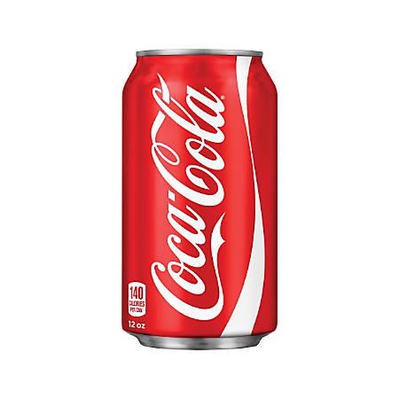 Coca-Cola® Classic, 12 Oz., Case Of 24