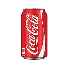 Coca Cola Classic Soda 12 Oz