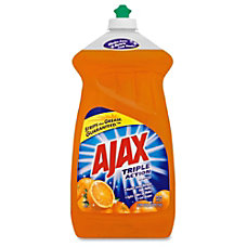 AJAX Triple Action Orange Soap Liquid