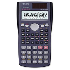 Casio FX300MS 10 dgt 2 line
