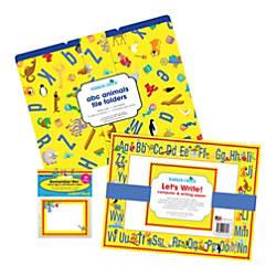 Barker Creek Get Organized Kit Letter
