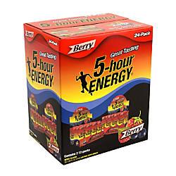 5 Hour Energy Berry 193 Oz