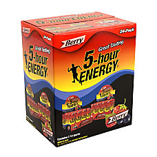 5 Hour Energy Berry 193 Oz