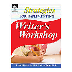 Shell Education Strategies For Implementing Writers
