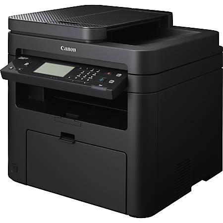 Canon imageCLASS® MF247dw Monochrome Wireless Laser All-In-One Printer, Copier, Scanner, Fax