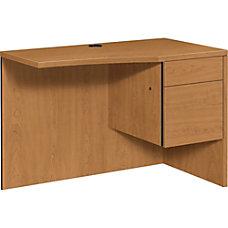HON 10500 Series Laminate Desk Ensemble