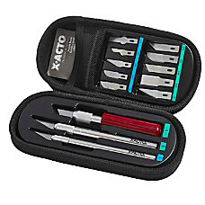 X ACTO Basic Knife Set With