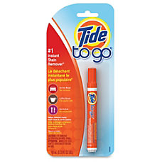 Tide Procter Gamble to Go Stain