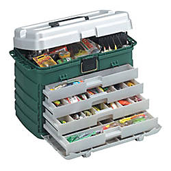 Plano Molding 758 4 Drawer Tackle