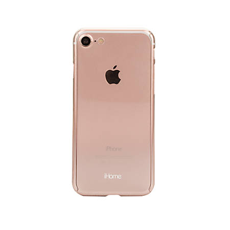 iHome® Ombré Case For Apple® iPhone® 7, Rose Gold